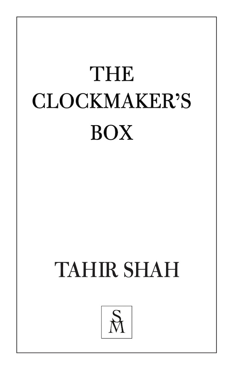 The Clockmaker's Box